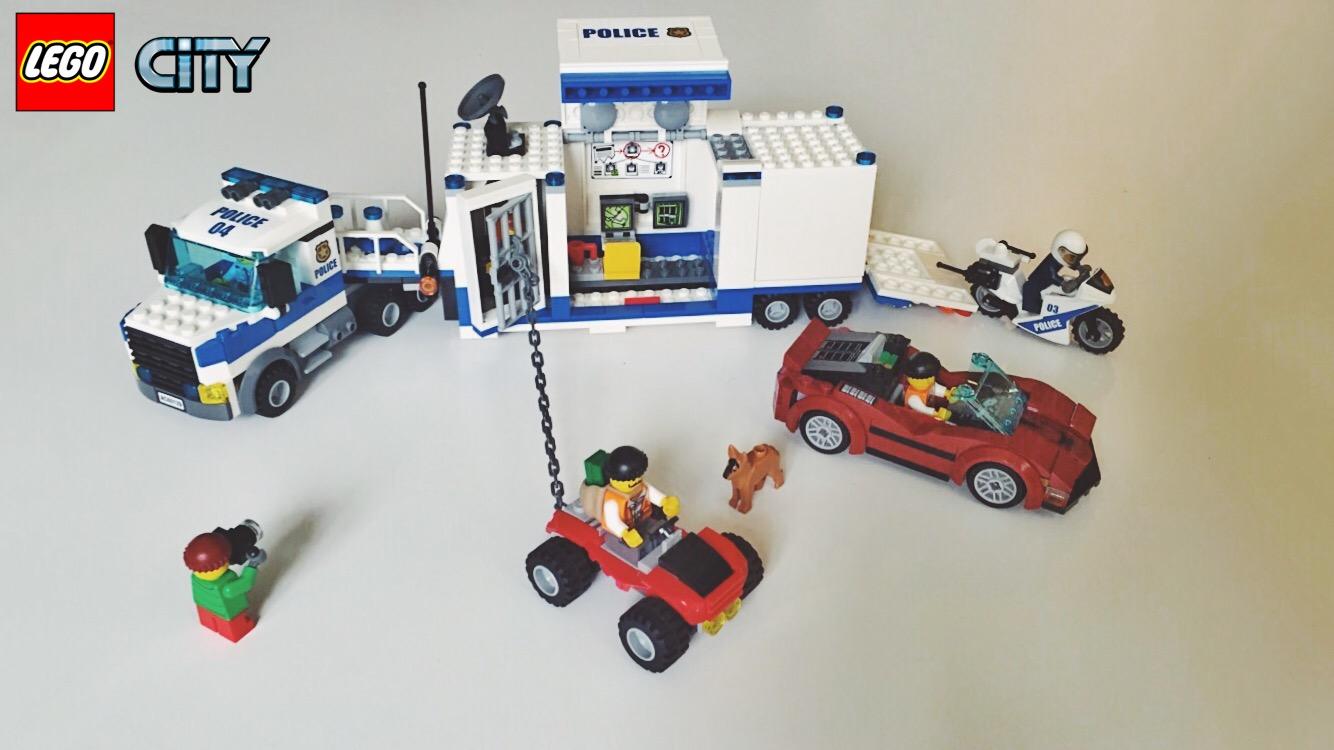 Lego City rebuild (Lego 60139 & 60138)